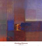 Luminescence 2b Print by Hooshang Khorasani