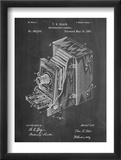 Photographic Camera 1887 Patent Prints