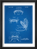 Toilet Seat Patent Poster