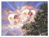 Joyful Prayer Prints by Dona Gelsinger
