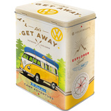 VW Bulli - Let's Get Away! Sjove ting