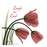 Out Loud Tulips L83 Lámina por Albert Koetsier