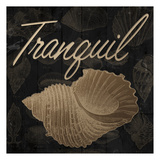 Tranquil Shell Stampe di Jace Grey