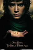 Lord Of The Rings- One Ring To Rule All Posters