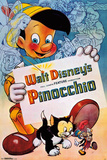 Disney- Pinocchio: One Sheet Posters