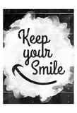 Keep Your Smile Láminas por Jace Grey