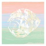Pastel Coastal 2 Prints by Alonzo Saunders
