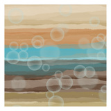 Bubbles Prints by Alonzo Saunders