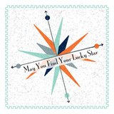 Your Lucky Star Poster di Jeffery Cadwallader