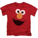 Juvenile: Sesame Street- Big Elmo Face T-Shirt