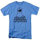 Sesame Street- Vintage Cookie Monster T-shirts