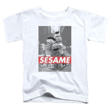 Toddler: Sesame Street- On The Street T-shirts