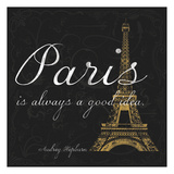 Paris Square GB Posters por Lauren Gibbons