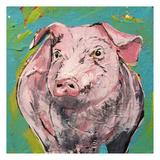 Petit cochon Affiches par Beverly Dyer