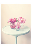 Flower Table 3 Posters par Ashley Davis