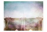 Brooklyn Bridge Mom Affiches par Ashley Davis