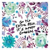 Floral Day Poster di Victoria Brown