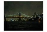 Bridge At Night Posters par Ashley Davis