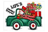 Life's Good Posters par Laurie Korsgaden
