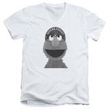 Sesame Street- Elmo Lee V-Neck V-Necks