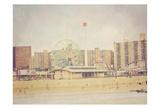 Coney Island Ferris 2 Posters par Ashley Davis