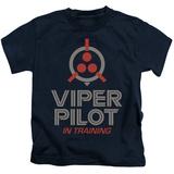 Juvenile: Battle Star Galactica- Viper Pilot In Training Shirt