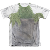 Sesame Street- Oscar Costume Tee Sublimated