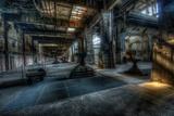 Haunted Interior Fotografisk tryk af Nathan Wright