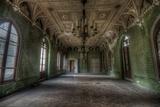 Haunted Interior Fotografie-Druck von Nathan Wright