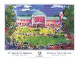 39th Ryder Cup, Medinah Prints by LeRoy Neiman