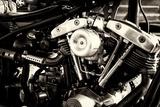 Chopper Motorbike Valokuvavedos tekijänä Tim Kahane