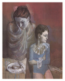 Mother and Child Collectable Print by Pablo Picasso