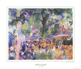 Tavern on the Green Samlertryk af LeRoy Neiman