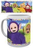 Teletubbies Characters Mug Mugg