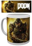 Doom Marine Mug Tazza