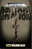 The Walking Dead - Keep Out Stretched Canvas Print
