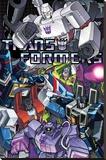 Transformers- Decepticons Impressão em tela esticada