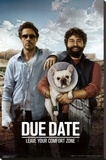 Due Date Stretched Canvas Print