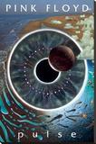 Pink Floyd Pulse Bedruckte aufgespannte Leinwand