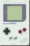 Nintendo- Gameboy Classic Stretched Canvas Print