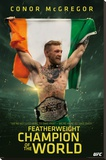 UFC- Conor Mcgregor Featherweight Champion Stretched Canvas Print