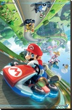 Mario Kart 8 Stampa su tela