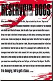 Reservoir Dogs - Mr White Bedruckte aufgespannte Leinwand