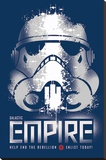 Star Wars Rebels - Enlist Reproducción de lámina sobre lienzo
