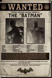 Batman Origins - Wanted Stampa su tela