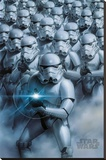 Star Wars - Stormtroopers Stretched Canvas Print