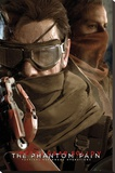 Metal Gear Solid V Goggles Stretched Canvas Print