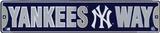 Yankee Way Tin Sign