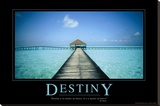 Destiny Stretched Canvas Print