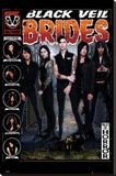 Black Veil Brides - Tales Of Horror Stretched Canvas Print